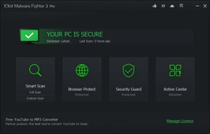 IObit Malware Fighter Pro Key Full Download
