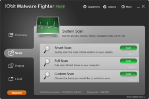 iobit malware fighter 4.5 Pro Serial Key