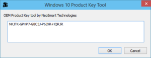 Windows 10 Product Key Generator 64 & 32 Bit