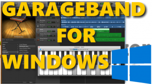 Garageband FOR PC, Windows 7, 8, 8.1 & Laptops Free Download