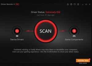 Driver Booster 4 key Serial number Full Latest Download