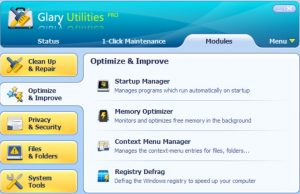 glary utilities pro 5.82 Serial Key Crack Latest Download