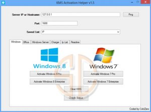 KMS Activator For Windows 10 & Office Activator