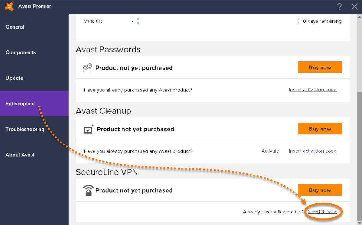 This article answers the most common questions about Avast SecureLine VPN on Windows and Mac. For information about Avast SecureLine VPN on mobile devices, refer to the following article.