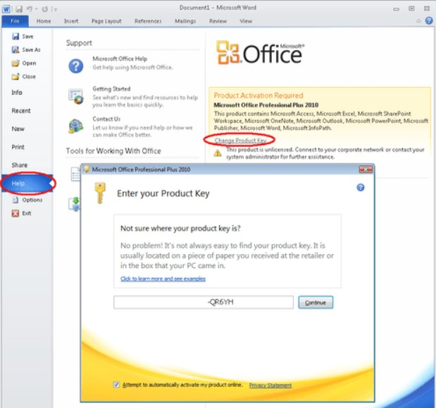 Microsoft office 2010 crack product keys free download - You cannot install the 32 bit version of office 2010 ...