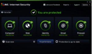 AVG Internet Security 2020 Serial Key 100% Working