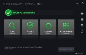 IObit Malware Fighter Pro 7.1.0 Key Full Download