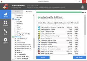 Ccleaner Professional 5.61.7392 Crack + Keygen Full Version
