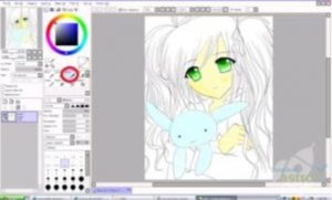 Paint Tool Sai Crack 1.2.5 Free Download Full Version