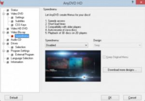 AnyDVD HD 8.3.0.0 Crack Patch License Key Full Download