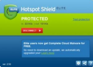 Hotspot Shield Elite 7.20.9 Crack For Windows 7, 8, 8.1
