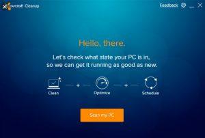 Avast Cleanup Premium 19.1.7734 Crack + License Key 2020