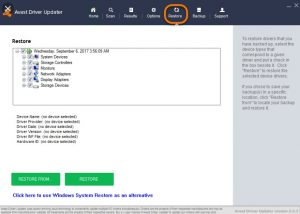 Avast Driver Updater Key v2.5 + Crack 100% Working 2020